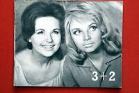 TRI PLYUS DVA RUSSIAN NATALYA FATEEVA KUSTINSKAYA 1967 24 PAGES EXYU PRESS BOOK
