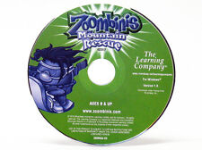 Zoombinis: Mountain Rescue - Windows 8 / 7 / Vista / XP / 95/98 Computer PC Game