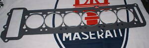 MASERATI 3500 GTI SEBRING MISTRAL 3.5 3.7 HEAD GASKET ONE PIECE INTERNAL OILING