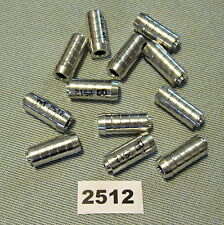 12-2511-2512 EASTON ARROW SHAFTS INSERTS for SCREW-IN POINTS for HUNTING/TARGET
