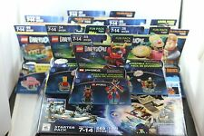 LEGO Dimensions Starter Pack 71171 ( PS4) +8 Lego Dimensions packs (2L.+3T.+3F.)