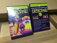 Catacomb3D for Amiga CD32 and ECS Amigas
