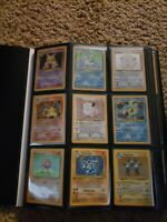 Complete Base Set Pokemon🔥All In Order Charizard Unlimited
