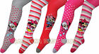 NEW official DISNEY girls Minnie mouse tights 2 3 4 5 6 7 years, white, pink