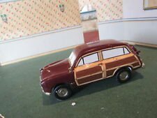 Dept 56 RARE 1949 FORD WOODY WAGON