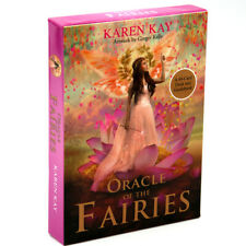 Oracle of the Fairies: A 44-card Tarot deck(English) - among Most Popular Oracle