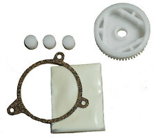 88-96 Corvette Headlight Motor Gear Rebuild Kit-1Gears,3 Bushing,Gasket& Grease