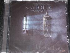 "SAVIOUR "" LET ME LEAVE "" CD BRAND NEW & SEALED"