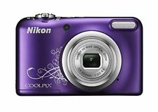 Nikon Coolpix A10 Appareil Photo Compact 16 Mpix Violet