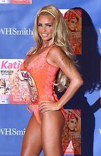 Katie Price Photo Photograph Set 6 x 4 (x7)