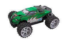Ferngesteuertes RC Auto – XciteRC Eagle Truggy M 1:16 – 2WD RTR Modellauto, grün