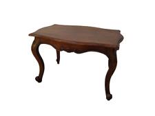 Tavolino basso da salotto in stile Luigi XV - barocchetto -  prima metà 900