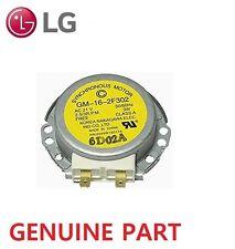 LG Microwave Turntable Motor 6549W1S017A 6549W1S011B NEW GENUINE 21V 2.5/3RPM