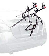 2-Bike Trunk Mounted Bicycle Carrier Rack two haul hauler rear mount BEST SELLER