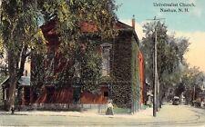 Universalist Church, Nashua, N.H., 1913