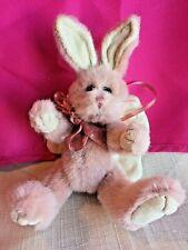 Boyds * Rabbit *Pink * Bunny Angel * New *