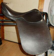 "14"" black country saddle"