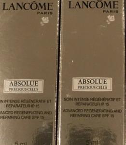Lancome Absolue Precious Cells 15ml (3 x 5ml)