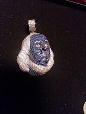 Blueface Benjamin solid 2inch Pendant