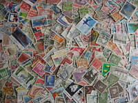 Denmark nice group of 580 mostly different stamps old to modern!