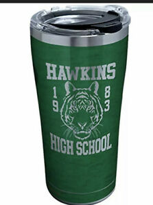 Tervis Stranger Things Insulated Tumbler, 20oz Stainless Steel, Hawkins