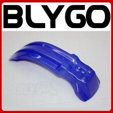 BLUE Plastic Front Wheel Mud Guard Fender Orion Apollo 125 250cc PIT Dirt Bike
