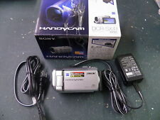 Sony Handycam Camcorder DCR-SX41 With Charger & Battery Tested Works