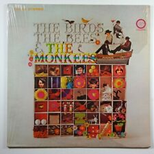 "Monkees ""The Birds, The Bees &..."" Pop Rock LP Colgems"