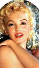 20 water slide nail art transfer Marilyn Monroe silver   full nail  trending