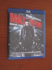 """"""" MAX PAYNE VERSIONE ESTESA """" BLU RAY DISC + DVD COME NUOVO"""
