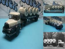 Truck camión camion camião  Unic ZU 102 T  França  1956-1959  Ixo/Altaya 1:43