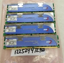 4GB KIT 4X 1GB DDR2 PC2  PC2-8500U DDR2-1066  8500 1066MHZ 240PIN NON-ECC