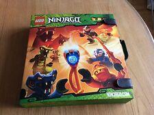 Lego Ninjago Spinner Storage Case 853409