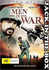 Men In War DVD NEW, FREE POSTAGE WITHIN AUSTRALIA REGION ALL