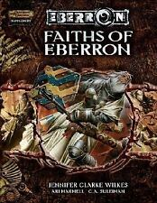 Faiths of Eberron (Dungeons & Dragons d20 3.5 Fantasy Roleplaying, Eberron Suppl