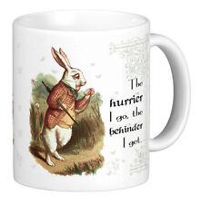 Classic Alice nel Paese delle Meraviglie Coniglio Bianco Regalo Tazza