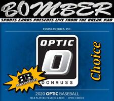 St. Louis Cardinals 2020 Panini Donruss Optic Choice Baseball 5 Box Break 5