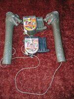 Vintage He-Man MOTU Snake Mountain Microphone & Speaker testing working no cover