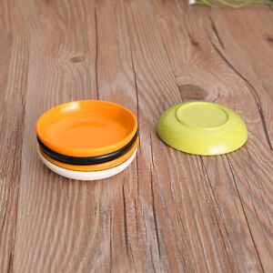 Durable Melamine Small Round Sushi Sauce Dip Spices Dish Bowl Party Dinnerware