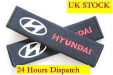 2 hyundai seat belt cover pad santa tucson ix20 ix35 i10 i20 i30 i40 getz coupe