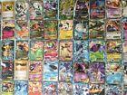 Pokemon Card Lot 50 OFFICIAL Cards Ultra Rare Included - GX/EX/V/MEGA + HOLOS!