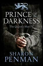 Prince Of Darkness (The Queen's Man), Penman, Sharon, Good Condition Book, ISBN