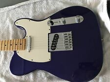 Mexican Fender Telecaster (2000-2001) Midnight Blue