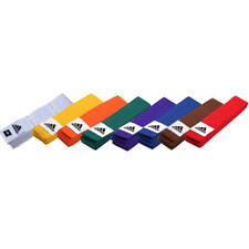 Adidas Color belt/Length 160cm/adidas Taekwondo belt/martial arts belt