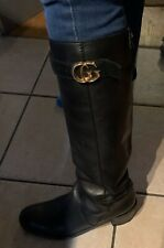 GUCCI BOOTS, uk 6, with original box and dust bag. Fab Condition