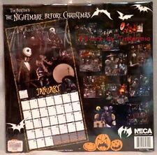 Nightmare Before Christmas Jack Skellington 16 Month 2006 Calendar Great Pics