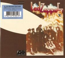 LED ZEPPELIN II Remastered 2 CD Limited Edition  (Deluxe Edition) (2CD), New