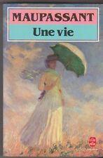 Une Vie - Guy De Maupassant . bon état . 19/12