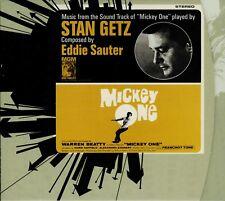 MICKEY ONE (BOF) - STAN GETZ , EDDIE SAUTER / VERVE MASTER EDITION
