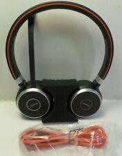 Jabra 100-98500000-02 Evolve 65 Bluetooth Headset - Black No Box